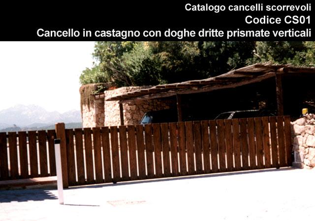 Cancelli Di Legno Prezzi : Pirina legnami dal capolavori in legno cancelli scorrevoli